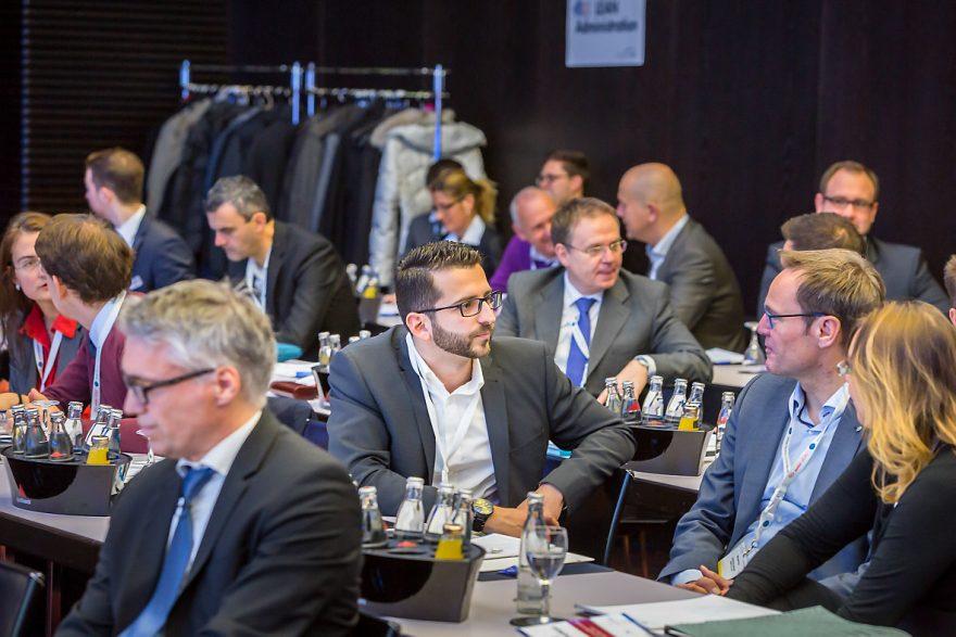 Fachkonferenz LEAN Administration im Sofitel Munich Bayerpost, Muenchen Foto: Management Circle/ HRSchulz